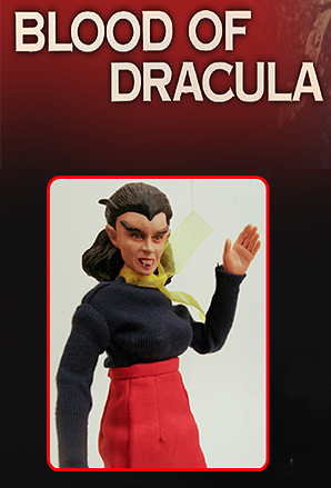 "Blood Of Dracula 12"" Inch Figure Limited Edition"