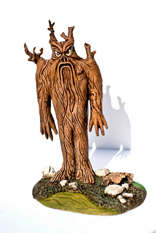 From Hell It Came Tobunga Tree Demon Model Kit