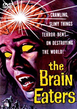Brain Eaters, The 1958 DVD