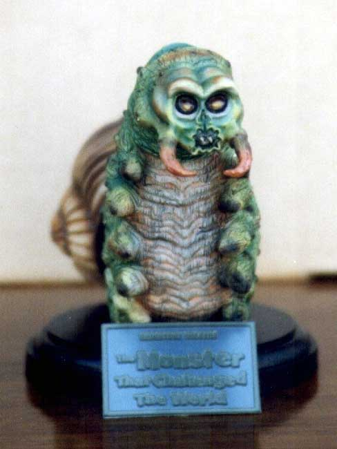 Monster That Challenged The World 1957 Radiation Theatre Resin Model Kit