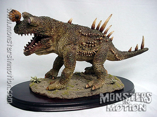 Caveman The Movie Cross Eyed Dinosaur Resin Model Kit
