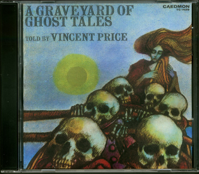 Graveyard of Ghost Tales, A Vincent Price Soundtrack CD