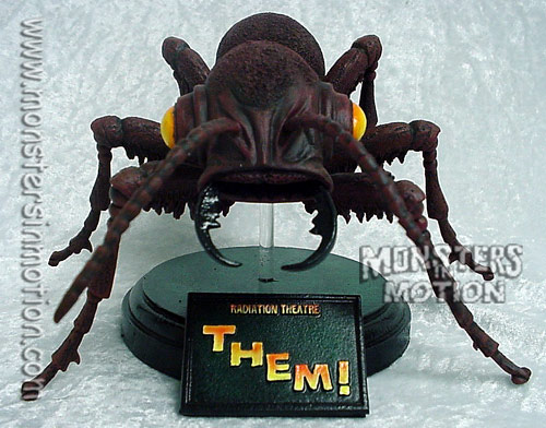 Them 1954 Radiation Theatre Resin Model Kit