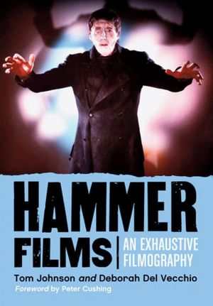 Hammer Films Softcover Book