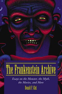 The Frankenstein Archive Softcover Book