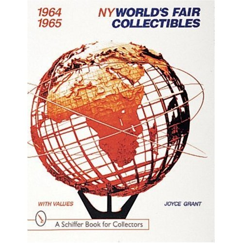 World's Fair Collectibles 1964-1965 Book