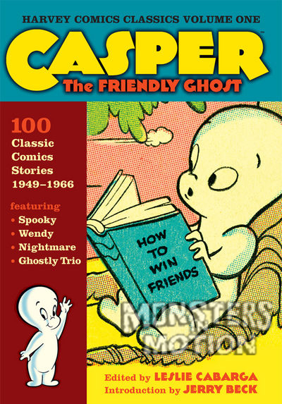 Harvey Comics Classics Volume 1 Casper the Friendly Ghost TPB