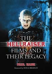 Hellraiser Films and Their Legacy Softcover Book