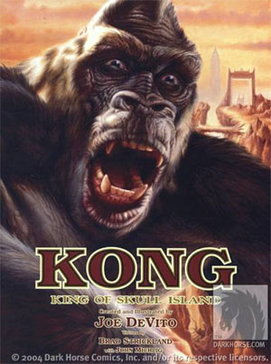 Kong King Of Skull Island Book King Kong