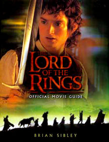Lord Of The Rings Official Movie Guide Book