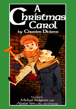 Christmas Carol 1972 Chuck Jones Animated Cartoon DVD