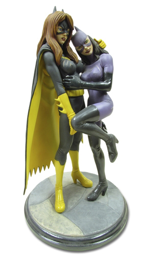 Belles Of Gotham 1:6 Model kit - Click Image to Close