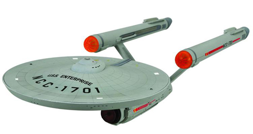 Star Trek U.S.S. Enterprise NCC-1701 HD Version-Sound & Lights
