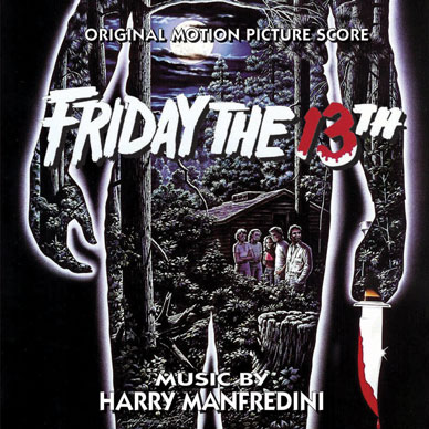 Friday The 13th Expanded CD Soundtrack