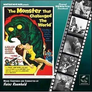 Monster That Challenged The World Soundtrack CD Heinz Roemheld