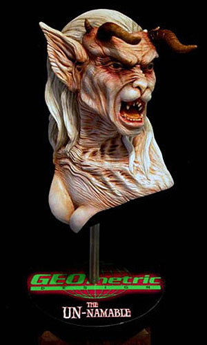 Unnamable 1988 Horror Film 1/4 Scale Bust Resin Model Kit