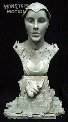 Hellraiser Angelique 1/4 Resin Bust Kit