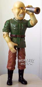 Puppet Master Retro Cyclops Standard Action Figure