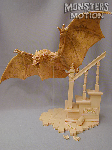Fright Night Bat Resin Model Kit