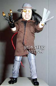 Puppet Master Retro Blade STANDARD Version Action Figure