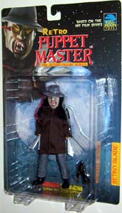 Puppet Master Retro Blade STANDARD Version Action Figure - Click Image to Close