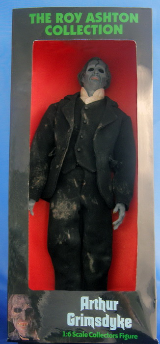 "Tales From The Crypt Arthur Grymsdyke 12"" Collectors Figure"