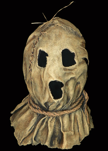 Dark Night of the Scarecrow Halloween Mask