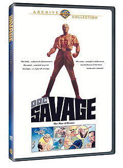 Doc Savage The Man Of Bronze 1975 DVD