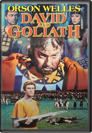 David And Goliath 1960 DVD