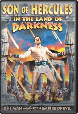 Son of Hercules in the Land of Darkness DVD