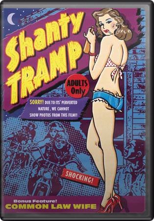 Shanty Tramp (1967) / Common Law Wife (1963) DVD