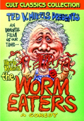 The Worm Eaters DVD