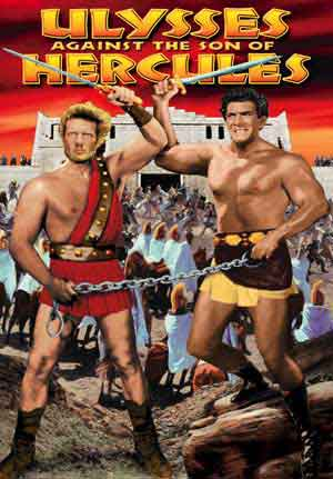 Ulysses Against The Son Of Hercules DVD