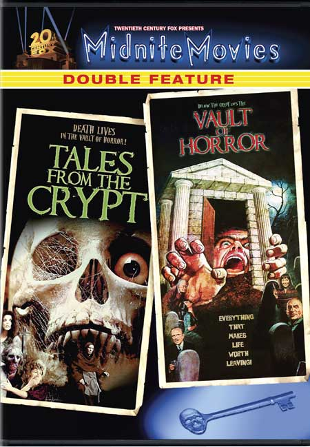 Tales From The Crypt (1972)/The Vault Of Horror [DVD] Midnite Mo