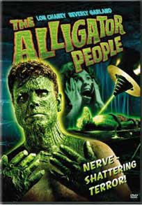 Alligator People DVD