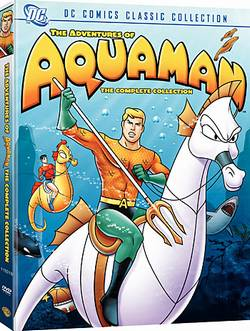 Adventures Of Aquaman Collection [DVD] (1967) DVD