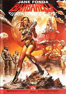 Barbarella 1968 DVD