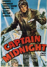 Captain Midnight 1942 DVD