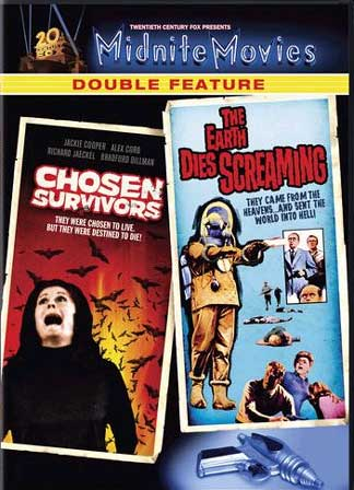Chosen Survivors (1974)/The Earth Dies Screaming [DVD] (1965) Mi