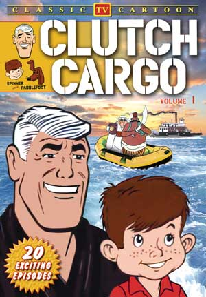 Clutch Cargo Volume 1 [DVD] (1959)