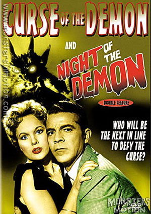 Curse of the Demon & Night Of The Demon DVD