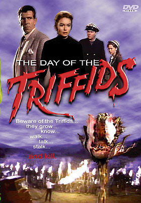 Day Of The Triffids Widescreen DVD