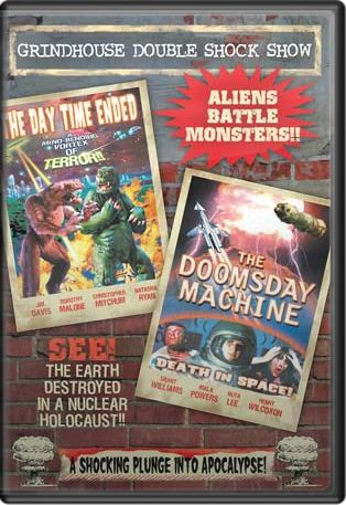 The Day Time Ended (1980) / The Doomsday Machine (1972) DVD