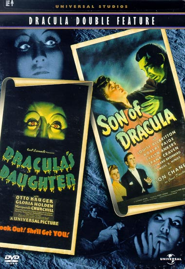Dracula's Daughter/ Son Of Dracula (Double Feature) DVD