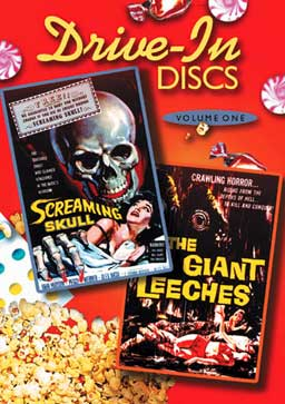Drive-In Discs Volume One- The Screaming Skull/ The Giant Leeche