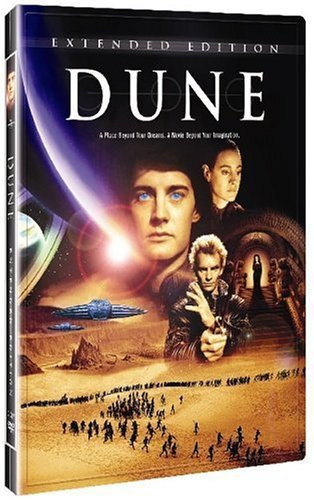 Dune 1984 Extended Version DVD David Lynch
