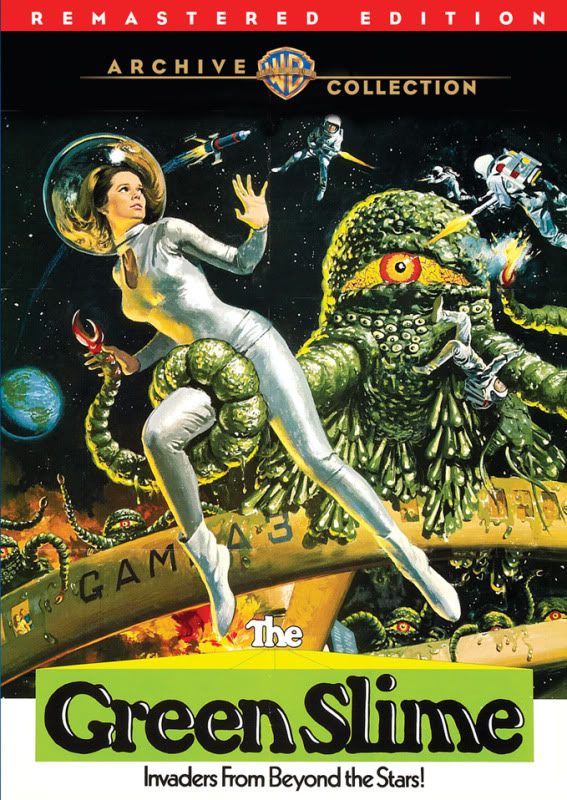 Green Slime, The 1968 Widescreen Remastered DVD