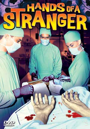 Hands Of A Stranger DVD