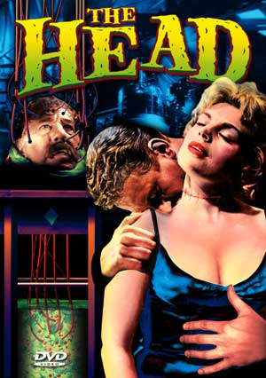 Head, The 1959 DVD