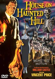 House On Haunted Hill Alpha DVD